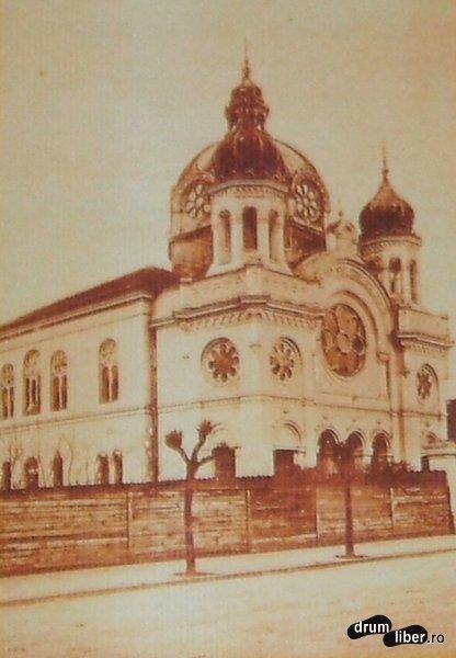 Sinagoga evreiasca ridicata 1898 1899 - foto 1923