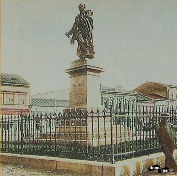 Statui care nu mai exista Revolutia de la 1848 Jozsef Bem - foto 1917