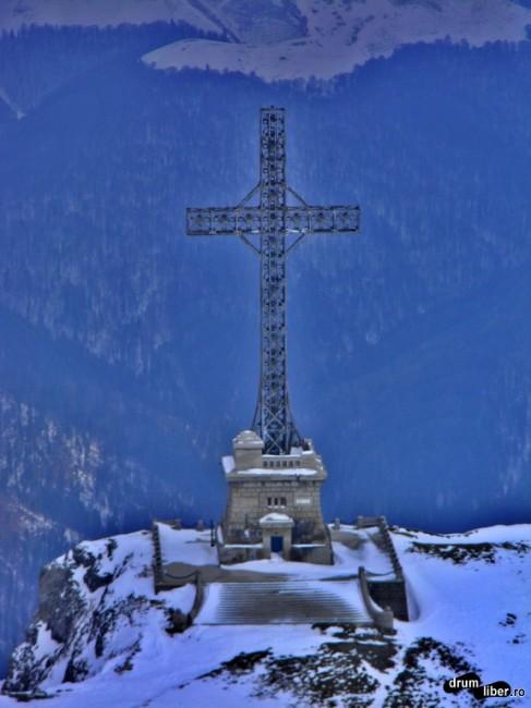 Crucea Caraimanului și Gustave Eiffel