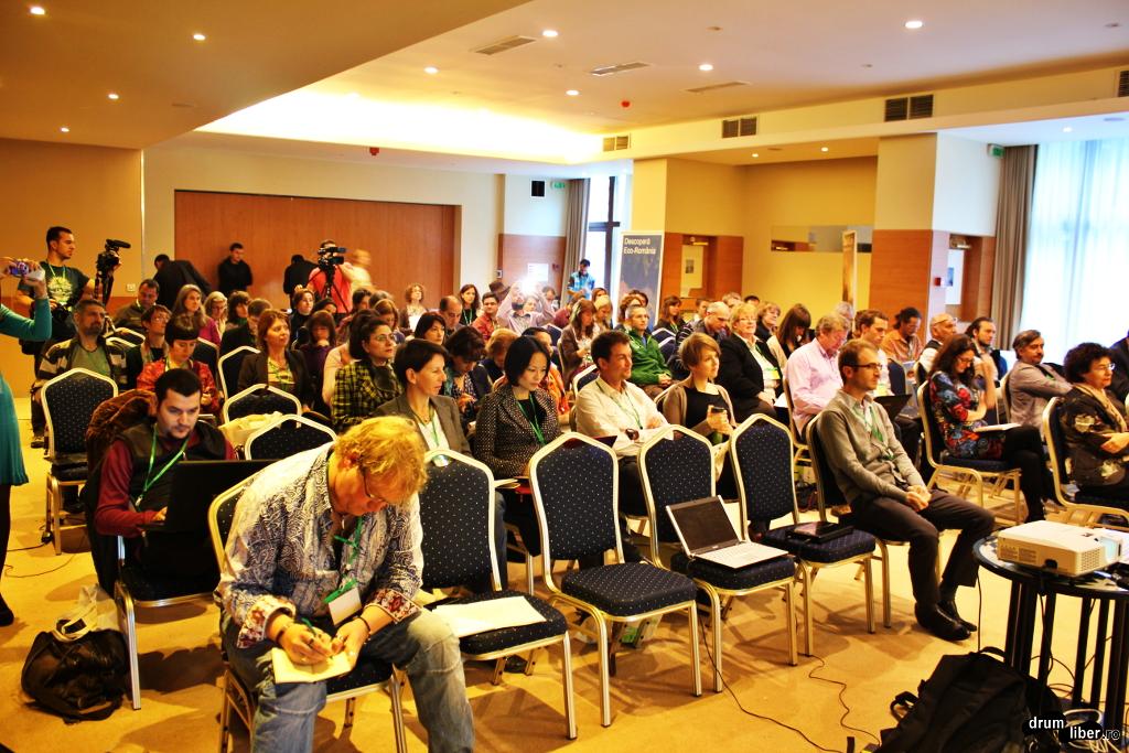 Conferința Europeană de Ecoturism - Poiana Brașov