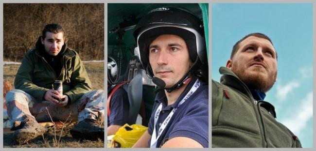 Echipa de trei români care pleacă în Siberia