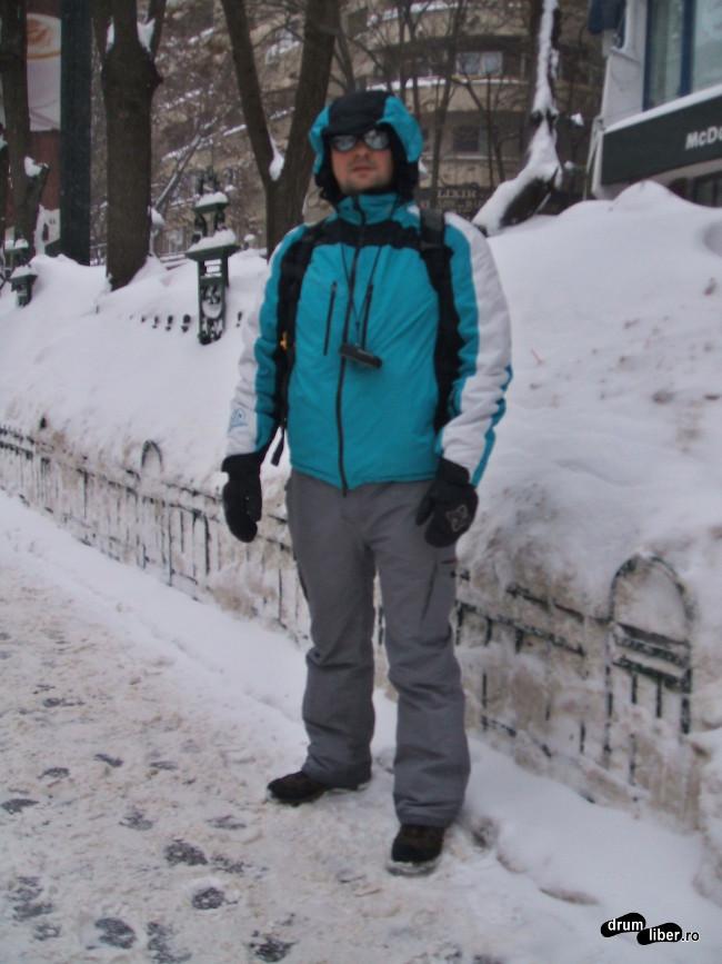 Cum te îmbraci pentru viscol și zăpadă