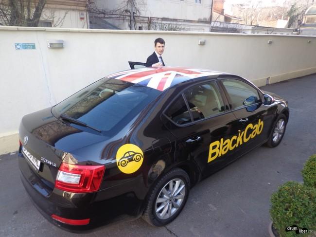 Black Cab - între limuzină și taxi