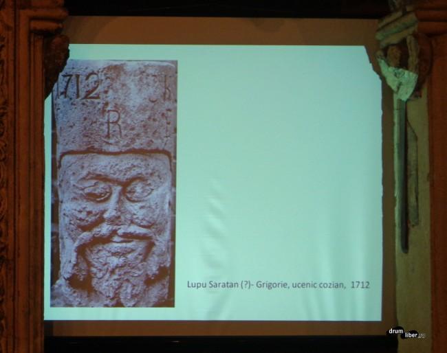Meșterul sculptor Lupu Sărățanu