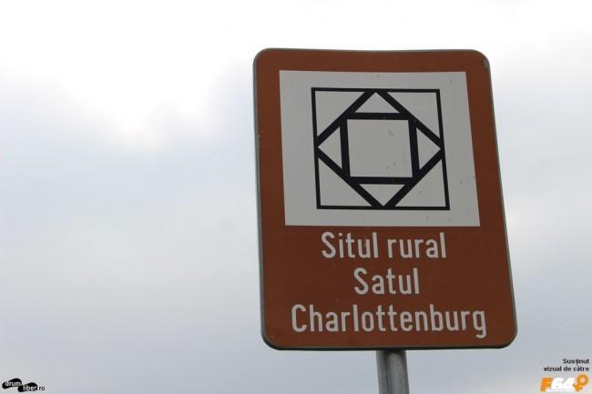 Am ajuns la destinație - Situl rural Charlottenburg
