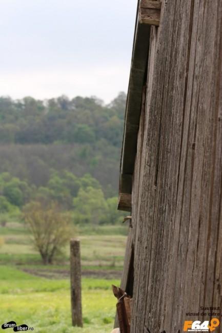 În spatele casei, Dealurile Charlotenburg