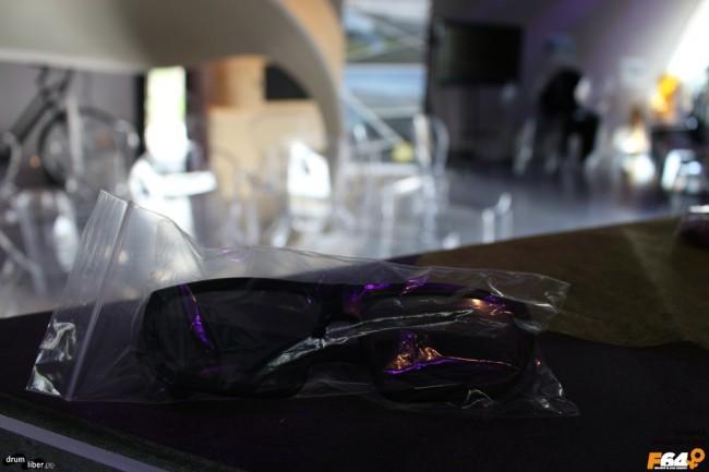 Ochelarii pentru proiecțiile 3D