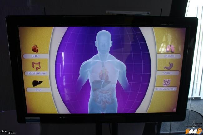 Învățăm organele corpului