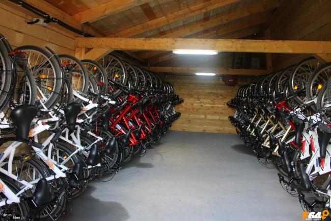 Bicicletele ne așteaptă