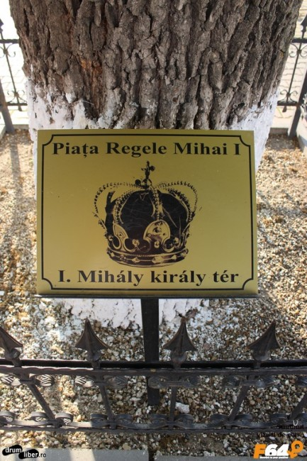 Piața Regele Mihai I