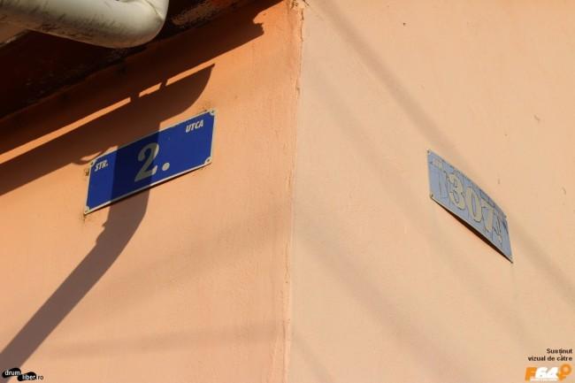 Intersecția străzilor 2 cu 307