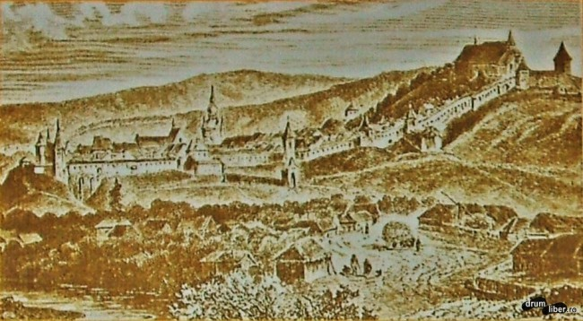 Sighișoara la 1776