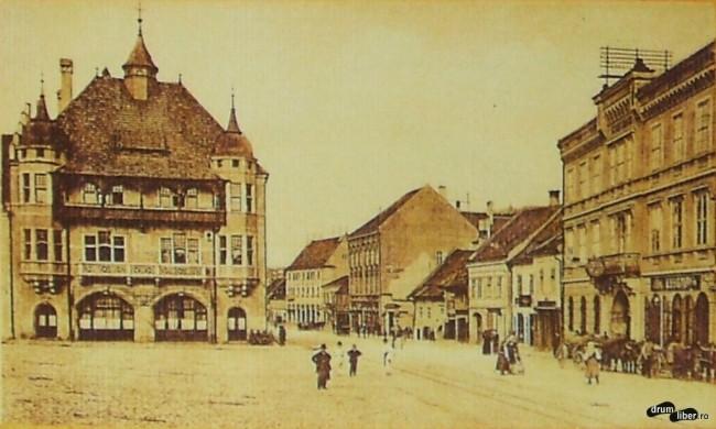 Fosta casă a meseriașilor - 1914