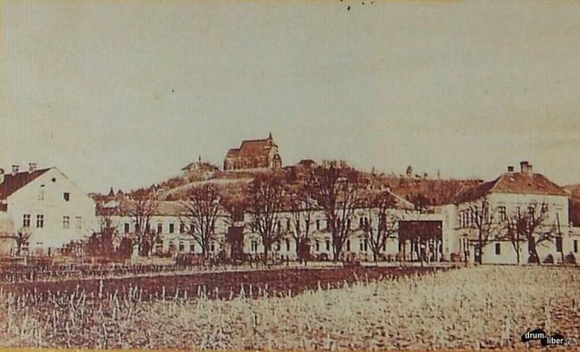 Fostul spital județean Târnava Mare - 1922