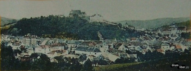 Orașul de Jos la 1904