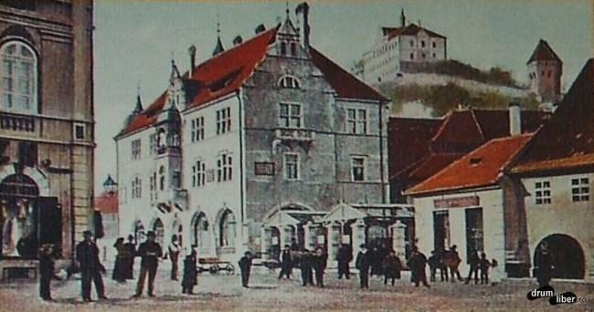 Orașul de Jos la 1913