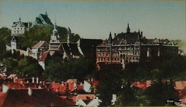 Palatul Administrativ în 1910
