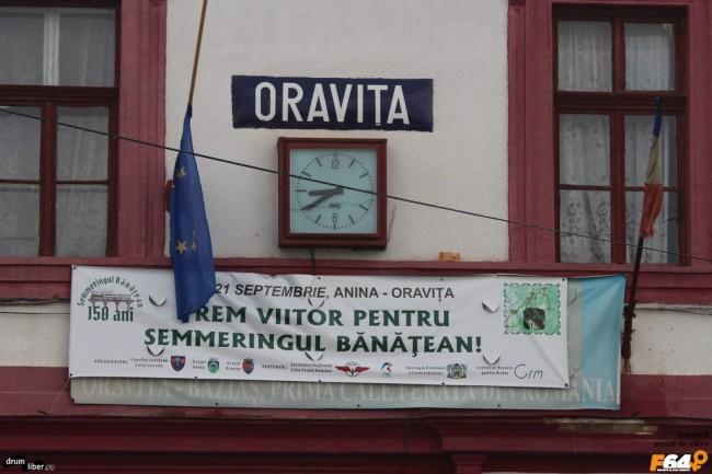 Gara din Oravița