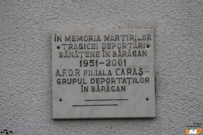 În memoria celor deportați în Bărăgan (1951)