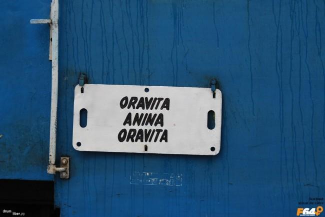 Trenul Oravița - Anina