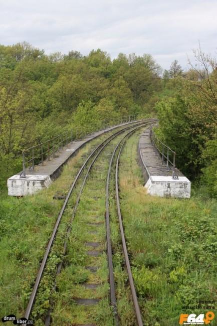 În urma trenului