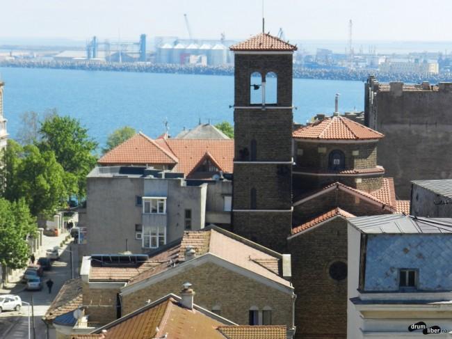 Priveliște din minaret