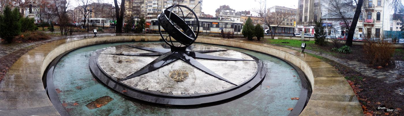 Pe urmele zodiacului - Kilometrul zero al Bucureștiului