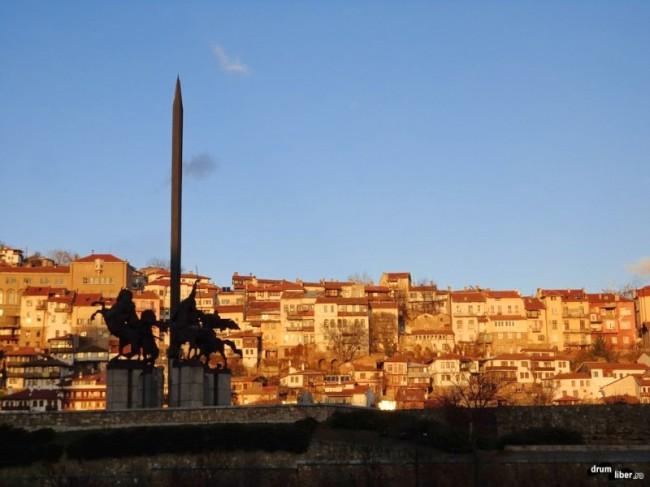 Monumentul Asanizilor (Asăneștilor) din Veliko Târnovo