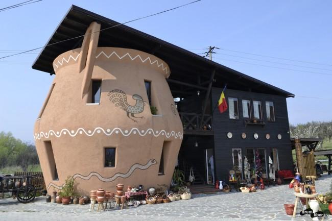 Atelierul de ceramică Pietraru, Horezu