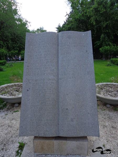 Monumentul eroilor americani (Grădina Cișmigiu)