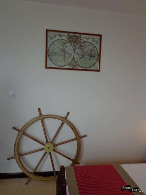 Camera căpitanului