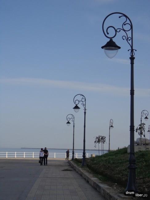 O plimbare romantică în Constanța