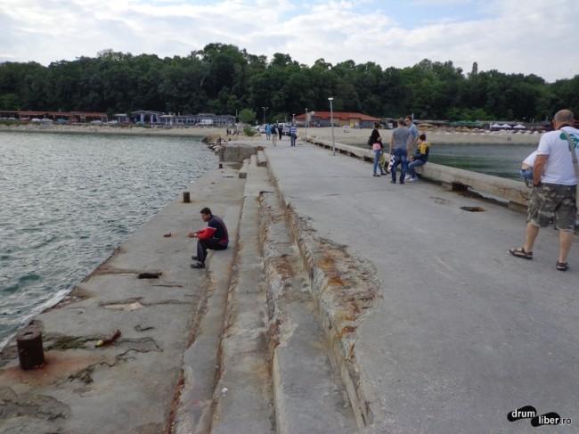 Betoane multe și neîntreținute la Varna