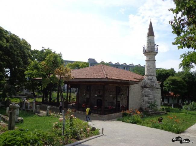Moscheea Esmahan Sultan, Mangalia