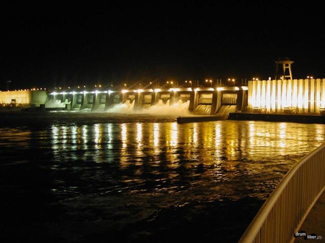 Baraj la Porțile de Fier 1