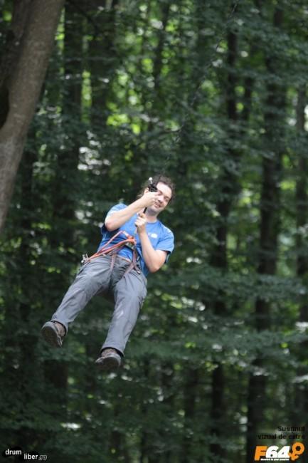 Adrenalină pură la Eden Jump
