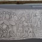 Columna lui Traian, desfășurată