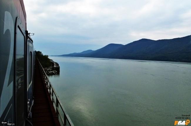 Dunărea între Orșova și Severin