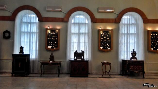 Muzeul Ceasului din Ploiești în noua casă temporară