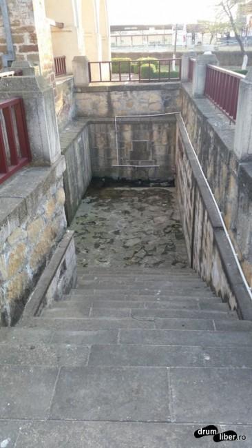 Cișmeaua Kalaigi, locul pentru abdest (abluțiune)