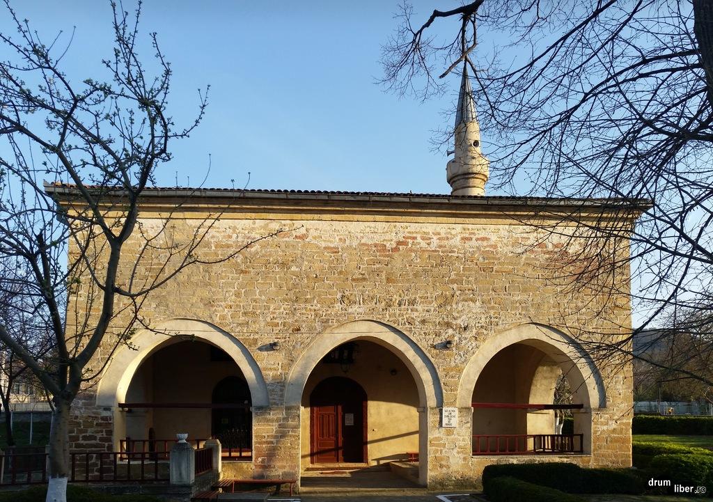 Geamia Gazi Ali Pașa sau Moscheea din Babadag