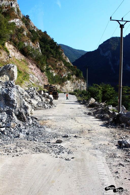 Clisura Dunării va avea drum din nou funcțional