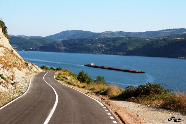 Clisura Dunării, un drum spectaculos, pitoresc