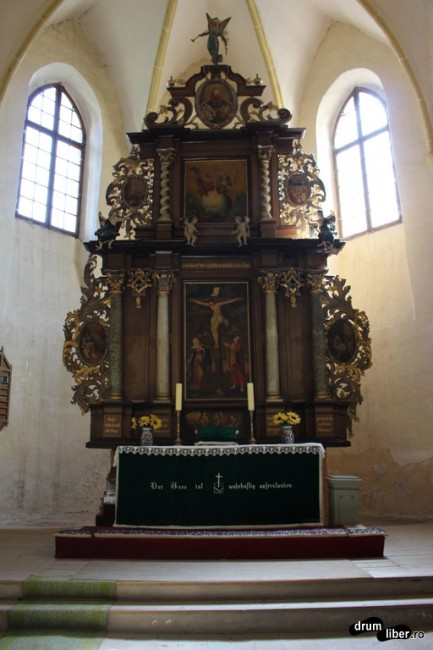 Bătrânul altar