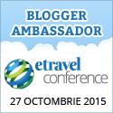 Blogger Ambasador - eTRavel Conference