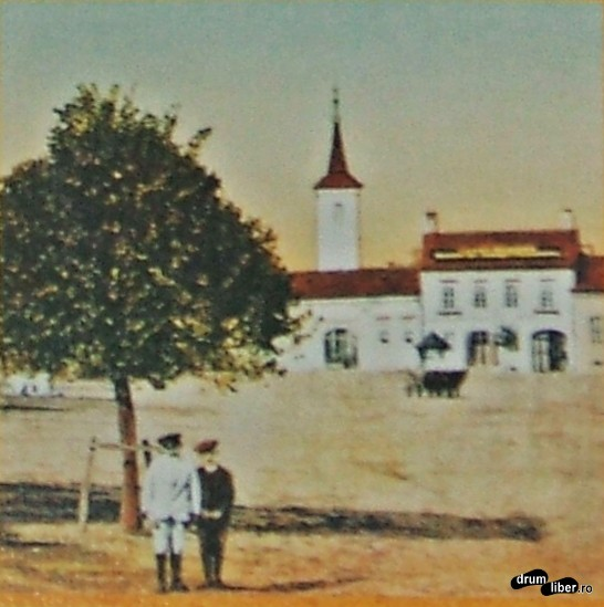 Biserică, anul 1916