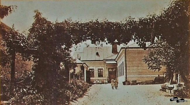 Fosta grădiniță evanghelică - 1921