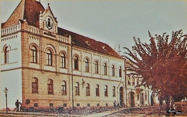 Fosta Instanță Districtuală în 1920, Reghinul vechi