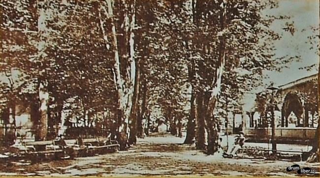 Poze vechi cu Parcul Orășenesc - 1919
