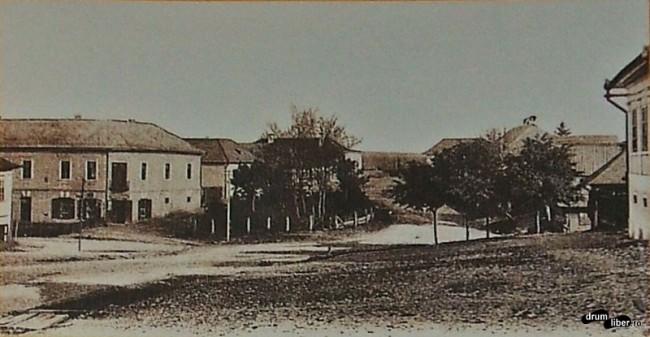 Poze vechi cu Reghinul Unguresc în 1915